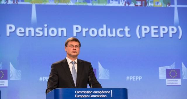 Paneuropean pension product (PEPP)