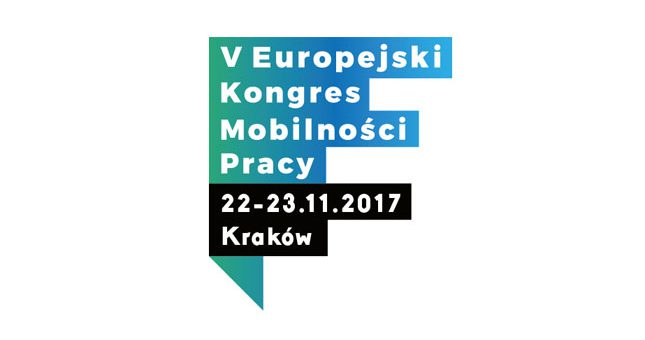 Dr Marcin Wojewódka prelegentem podczas V Europejskiego Kongresu Mobilności Pracy
