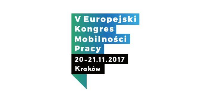 Dr Marcin Wojewódka prelegentem podczas V edycji Europejskiego Kongresu Mobilności Pracy