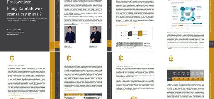 Raport ekspertów IE w publikacjach ekspertów systemu emerytalnego oraz rynku ubezpieczeniowego w Polsce