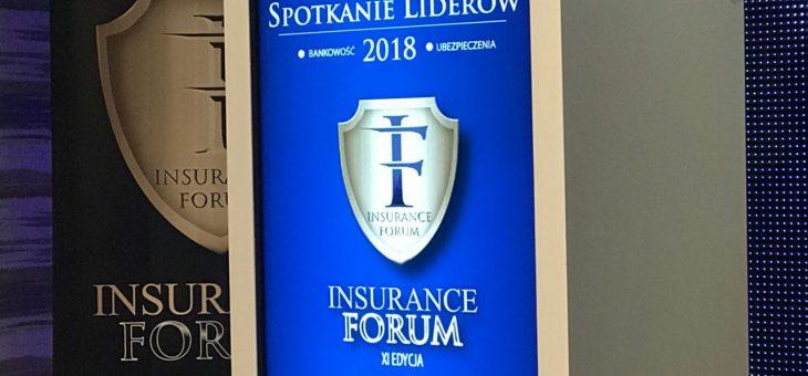 Dr Marcin Wojewódka moderatorem podczas Banking Forum & Insurance Forum – Spotkanie Liderów Świata Bankowości i Ubezpieczeń 2018