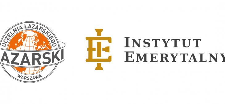 Instytut Emerytalny partnerem studiów podyplomowych na Uczelni Łazarskiego