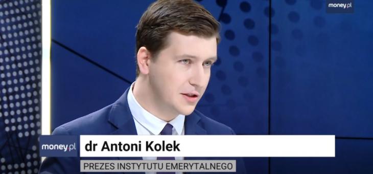 Money.pl: Pracownicze plany kapitałowe mają zapewnić wyższe emerytury. Liczymy, o ile – rozmowa z dr. Antonim Kolkiem