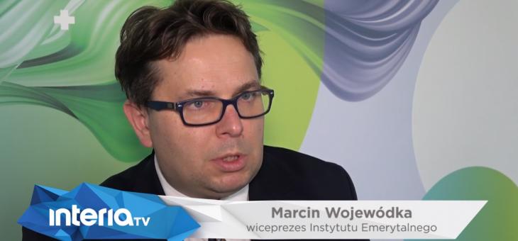 INTERIA.PL: Przyszłe emerytury: wyższe podatki czy wiek emerytalny? – komentuje dr Marcin Wojewódka