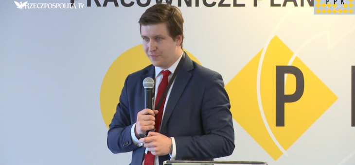 Jak przygotować się do wdrożenia Pracowniczych Planów Kapitałowych w swojej firmie – dr Antoni Kolek podczas debaty o PPK zorganizowanej przez #Rzeczpospolita i #Parkiet