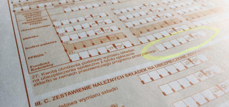 ZUS zbliża się do PPK – dr Marcin Wojewódka dla ppk.info