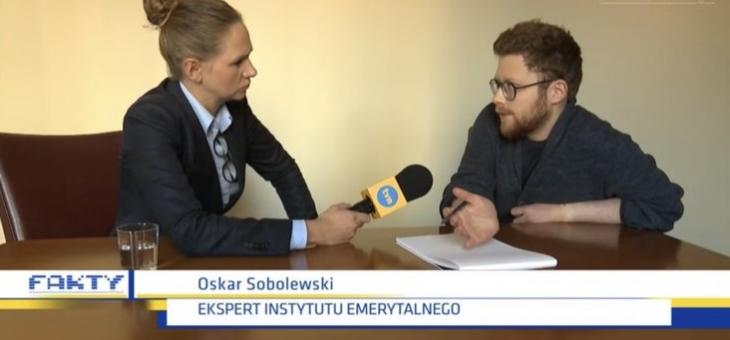 Polski Ład w opinii ekspertów. Kto zyska, a kto straci na zmianach podatkowych? – Oskar Sobolewski dla Fakty TVN